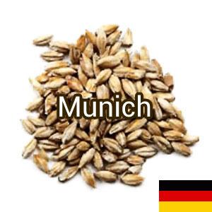 Солод Munich (базовый), Ireks 1кг