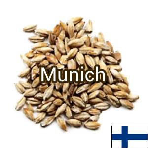 Солод Munich (базовый), Viking Malt 1кг