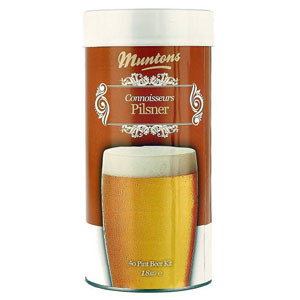 Набор Muntons Pilsner 1,8 кг.