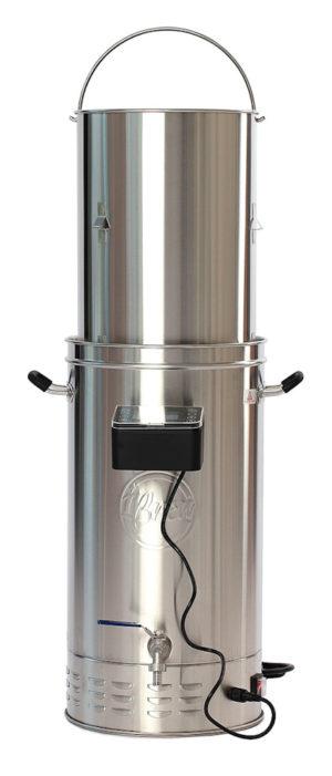Пивоварня iBrew 30 Master с выдвинутой корзиной